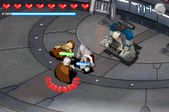 LEGO Star Wars - The Video Game - General Grievous vs dooku - User Screenshot